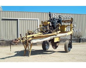 Vermeer 1560 Forestry Equipment