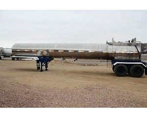 STAINLESS General Tank Trailer