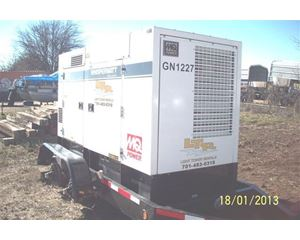 WHISPERWATT DCA125 Generator Set