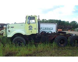 Autocar KM64 Heavy Duty Dump Truck