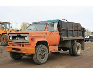 Chevrolet C70 Heavy Duty Dump Truck