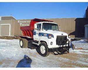Ford LN700 Heavy Duty Dump Truck
