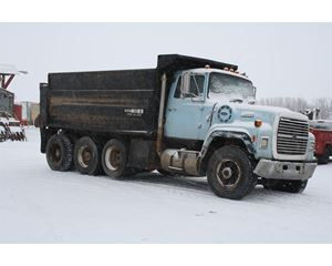 Ford LT9000 Heavy Duty Dump Truck