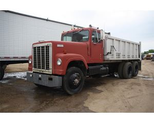 International 4300 Heavy Duty Dump Truck