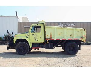 International S1754 Heavy Duty Dump Truck