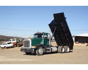 Peterbilt 377 Heavy Duty Dump Truck