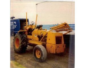 CASE 580CK Mast Forklift