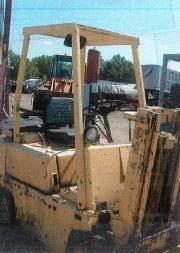 Clark C500-50 Mast Forklift For Sale | Jackson, MN | 5761