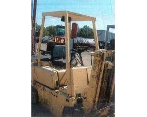 Clark C500-50 Mast Forklift