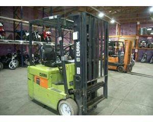Clark TMG15 Mast Forklift
