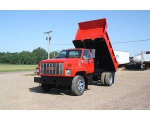 GMC TOPKICK C7500 Medium Duty Dump Truck