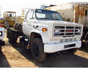 GMC 6000 Mixer / Ready Mix / Concrete Truck