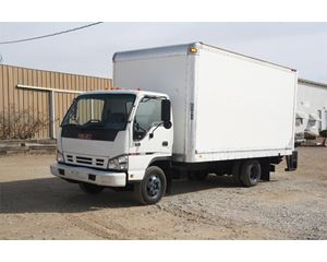 GMC W4500 Moving Van / Box Truck