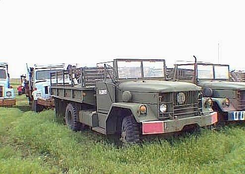 1966 Kaiser M35A2 Truck For Sale | Jackson, MN | 7443