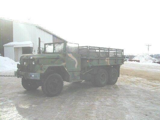1970 Kaiser M35A2 Truck For Sale | Jackson, MN | 7436