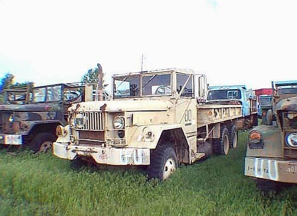 1968 Kaiser M35A2 Truck For Sale | Jackson, MN | 6807