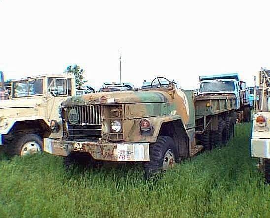 1900 Kaiser M35a2 Truck For Sale Jackson Mn 6805