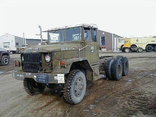 1900 Kaiser M35a2 Truck For Sale Jackson Mn 7507