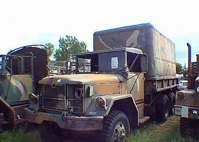 c6b1f524d796 Kaiser M35A2 Other Trucks For Sale