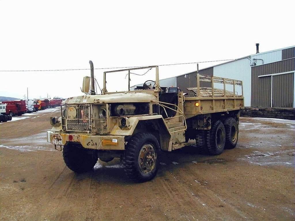 1900 Kaiser M35a2 Truck For Sale Jackson Mn 6513