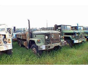 Kaiser M35A2 Truck