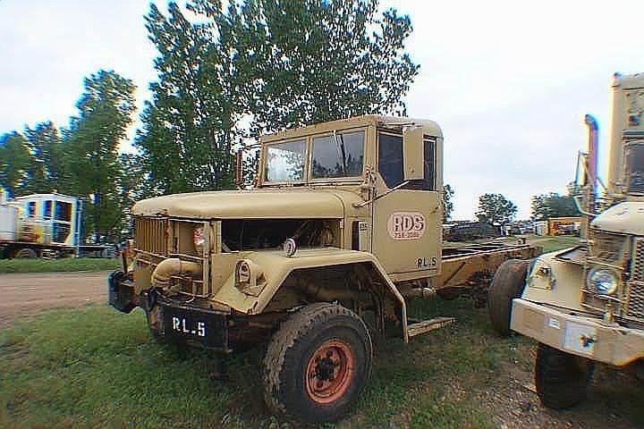 1961 Reo M35a2 Truck For Sale Jackson Mn 4981