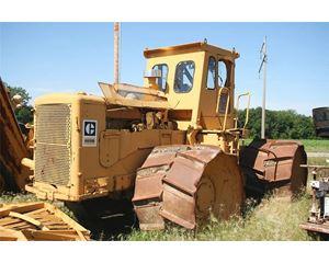 Caterpillar 825B Padfoot Compactor