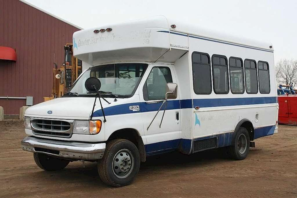 1997 ford e 350 passenger van box truck for sale 211 656 miles jackson mn 9347. Black Bedroom Furniture Sets. Home Design Ideas