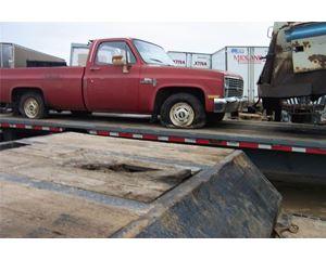 Chevrolet 2500 4x2