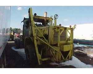 FWD KB4 Plow / Spreader Truck