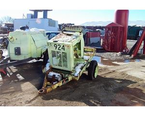 Peabody Barnes 40CCGF Pump