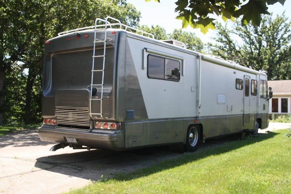 1995 TIFFIN ALLEGRO BAY RV For Sale   Jackson, MN   4605