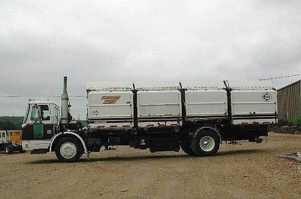Gmc Dealers Mn >> 1993 White / GMC WG42T Recycling Truck For Sale   Jackson, MN   7028   MyLittleSalesman.com