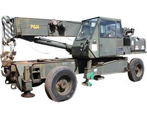 P & H CHC14 Rough Terrain Cranes