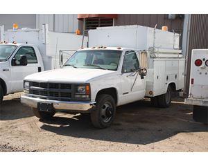 Chevrolet 3500 Service / Utility Truck