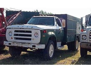 Dodge 600 Service / Utility Truck
