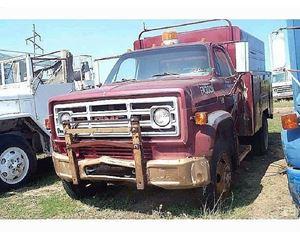 GMC 6000 Service / Utility Truck
