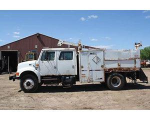 International 4000 Service / Utility Truck