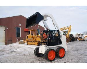 Bobcat 751 Skid Steer Track Loader