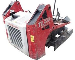 Takeuchi TL230 Skid Steer Track Loader
