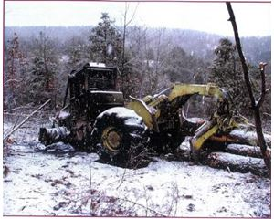 Franklin 560 Skidder