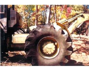 TREE FARMER C7F Skidder