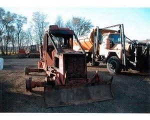 Timberjack 450B Skidder