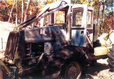 1992 TREE FARMER C7F Skidder For Sale | Jackson, MN | 7326