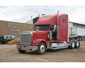 Freightliner CLASSIC XL Sleeper Truck