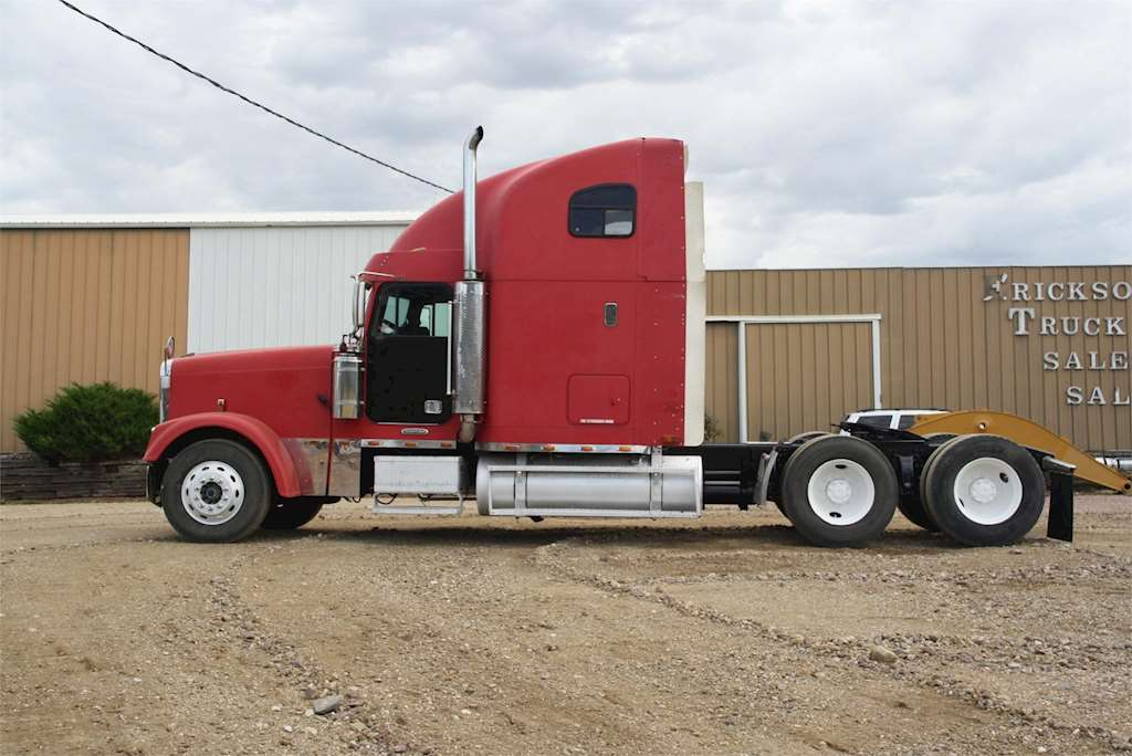 1997 Freightliner Classic Xl Sleeper Truck For Sale