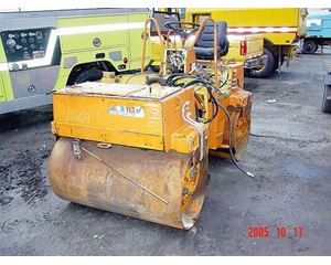 BOMAG BW120AD Smooth Drum Compactor