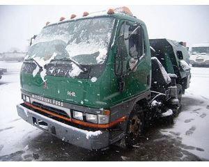 Mitsubishi Fuso FE649 Sweeper Truck
