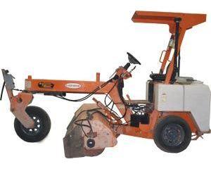 Lay-Mor 8HC Sweeper / Vactor