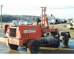 Versa 6300 Sweeper / Vactor